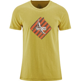 Red Chili Genesis 17 t-shirt Heren geel